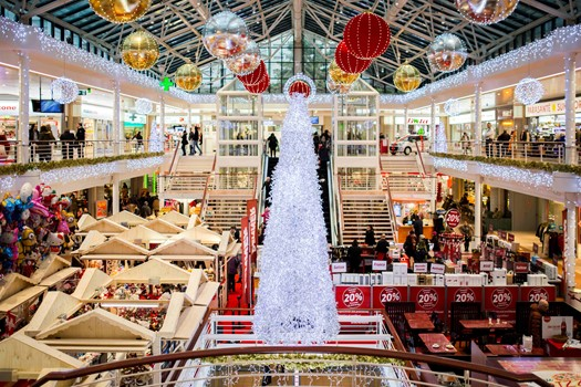 What do Poles buy the most for Christmas?