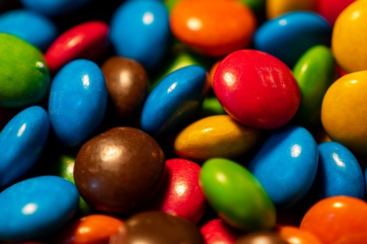 Cult M&M - a short history of colorful dragees